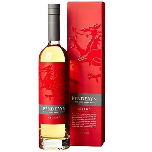 Penderyn Legend Single Malt Welsh Whisky £24 @ Asda in store & online