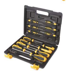 31 Piece Screwdriver Set £6.99 @ Aldi In store + Online