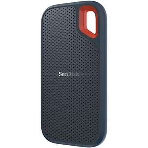 SanDisk Extreme Portable SSD 1 TB Up to 550 MB/s Read - £124.07 (£119 with fee free card) Delivered @ Amazon Germany