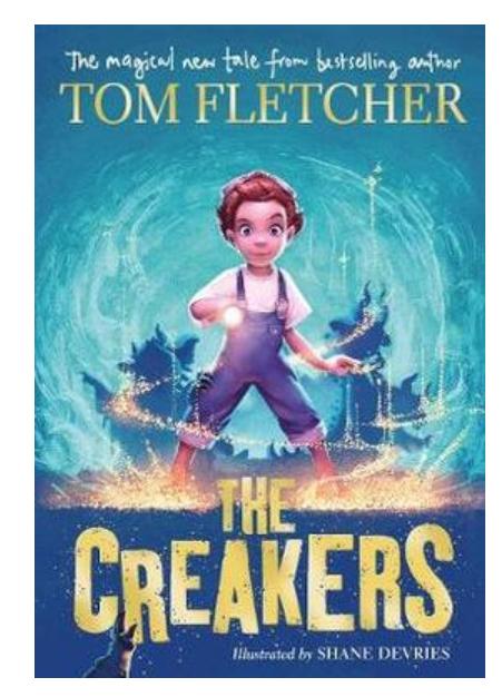 Tom fletcher, The Creakers kindle edition 99p @ Amazon