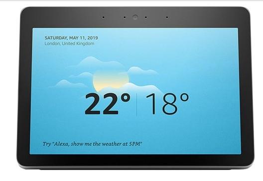 Amazon Echo Show 10 inch (2nd Generation) - White, Grade B £120 Grade A £135 Cex