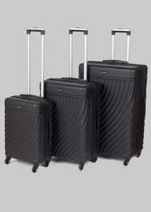 Constellation Hard Shell Suitcase @ Matalan £30 to £40 sizes small, medium & large available