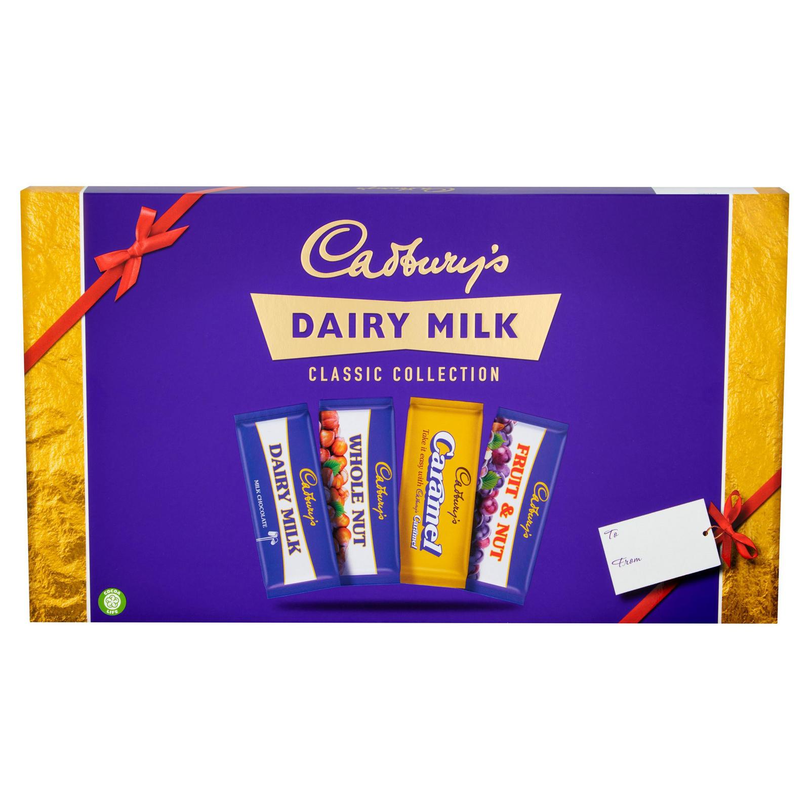 Cadbury Classic Retro Chocolate Selection Box at Iceland for £5