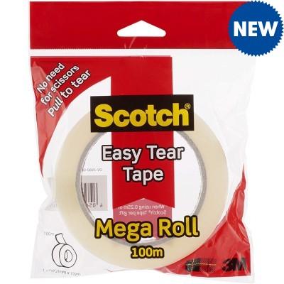 Free Scotch Mega Tape Roll @ WH Smith via O2 Priority