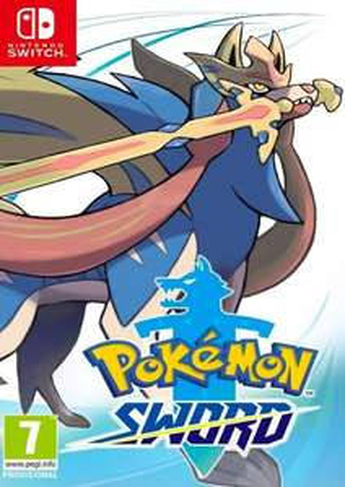 Pokémon Sword | Shield on Nintendo Switch £39.49 CDKeys