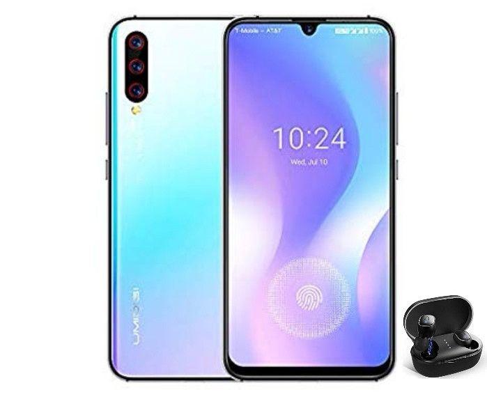 Umidigi X 128GB Smartphone + Umidigi Earphones (Upods) For Less Than The Cost Of The Phone Itself (See Below) £159.99 @ U-M-I EU-Shop/Amazon