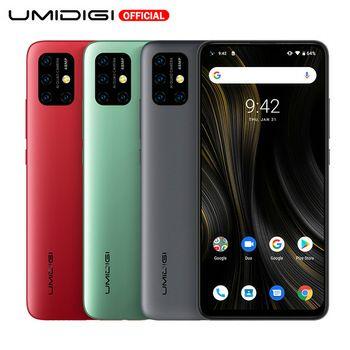 UMIDIGI Power 3, NFC, Stock Android 10, 48MP Camera, 6150mAh, 4GB 64GB, smartphone, Global Version - £118.98 AliExpress / UMIDIGI Official