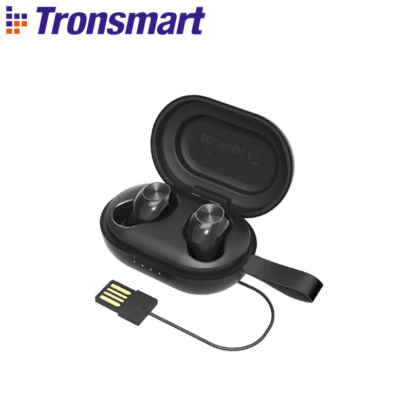 Tronsmart Spunky Beat APTX Bluetooth 5.0 Earbuds Flash Sale - £1.33 @ AliExpress Deals / Tronsmart