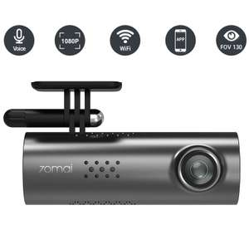 70mai 1080p Smart Dash Camera 1S + Voice Control / Sony IMX307 Sensor £26.97 Delivered @ AliExpress Deals / SHENZHEN OKQI TECHNOLOGY CO LTD