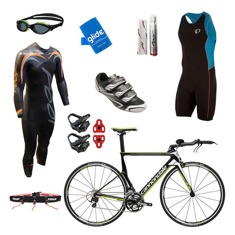 Cannondale Slice Triathlon package - £1050.74 @ TRIUK