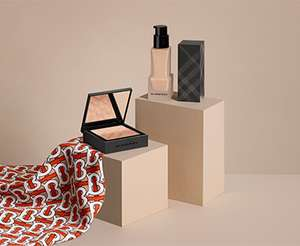 25% off Selected Burberry Cosmetics with Voucher Code @ Look Fantastic