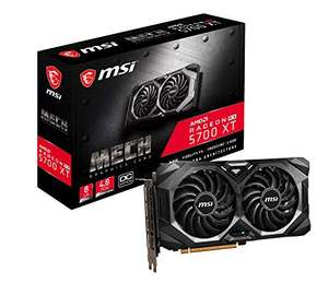 MSI Radeon RX 5700 XT Mech OC @ Amzon.fr £343.27 (only £330.10 with a fee free card).