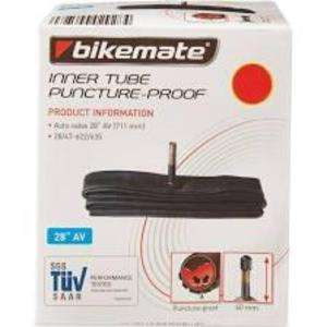 Bikemate Inner Tube Puncture proof 29p, on clearance. Aldi instore