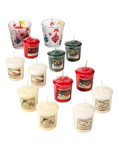 Yankee Candle Deck the Halls Votive Set £17.90 Delivered (with code) from Crazy Clearance