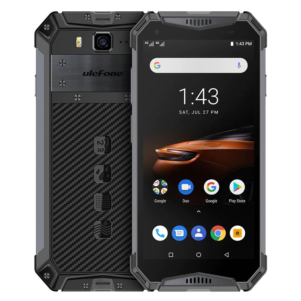 """Ulefone Rugged Smartphone IP68 5.7"""" 6G+64G 10300mAh @ AliExpress Ulefone FlashDeal Store"""