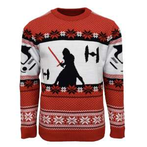 Officially Licensed Knitted Christmas Jumpers - Various for £14.99 delivered (using code) @ IWOOT