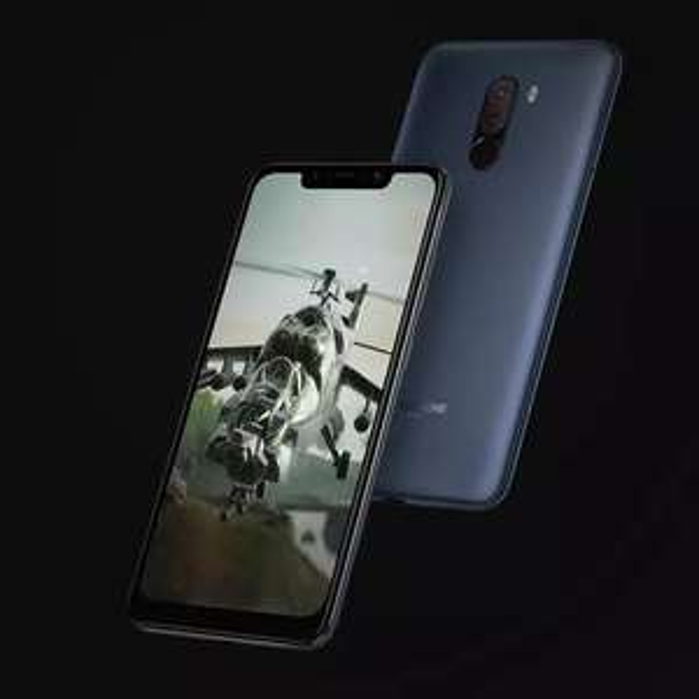 Global Version 128GB Xiaomi POCOPHONE F1 + Mi Earphones + Screen Protector (Smartphone) £190.46 @ Xiaomi Mi Store/Aliexpress Deals