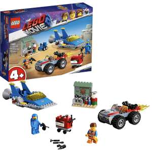 LEGO Movie 2 70821 Emmet and Benny's Build and Fix Workshop £9.99 @ Semichem