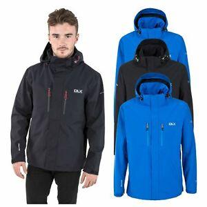 Trespass DLX Oswalt Waterproof Jacket (20,000mm / 10,000mvp / Taped Seams) Men's at Ebay/Trespass for £89.59