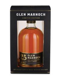 Glen Marnoch 25 Year Old Single Malt Whisky - £39.99 at Aldi