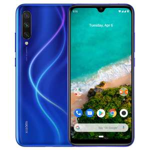 Xiaomi Mi A3 MiA3 4GB 64GB Smartphone Global Version - only Black is £109.62 Delivered using code, via Goldway Hong Kong, at AliExpress