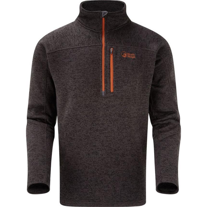 North Ridge Men's Hohokum Pullover - £20 + £4.95 delivery Go Outdoors