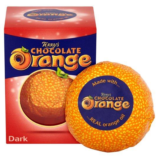 Terry's Chocolate Orange Dark (157g) - 99p @ Lidl