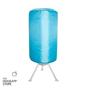 Freestanding Electric Clothes Dryer £17 Home Bargains