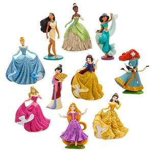 Disney Princess Deluxe Figurine Playset £15.78 plus £3.95 Delivery or £2.95 c/c with Code @ Disney Store