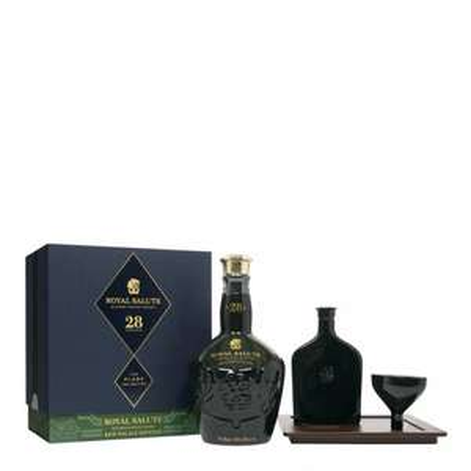Royal Salute 28 Year Old Whisky - Kew Palace Edition £274.90 at The Whisky World