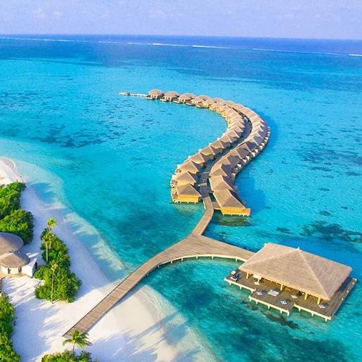 7 nights 5* Cocoon Maldives - Inc Overwater Villa, All inclusive, Seaplane Transfers, Flights £1757pp (£3515) @ Voyage Prive
