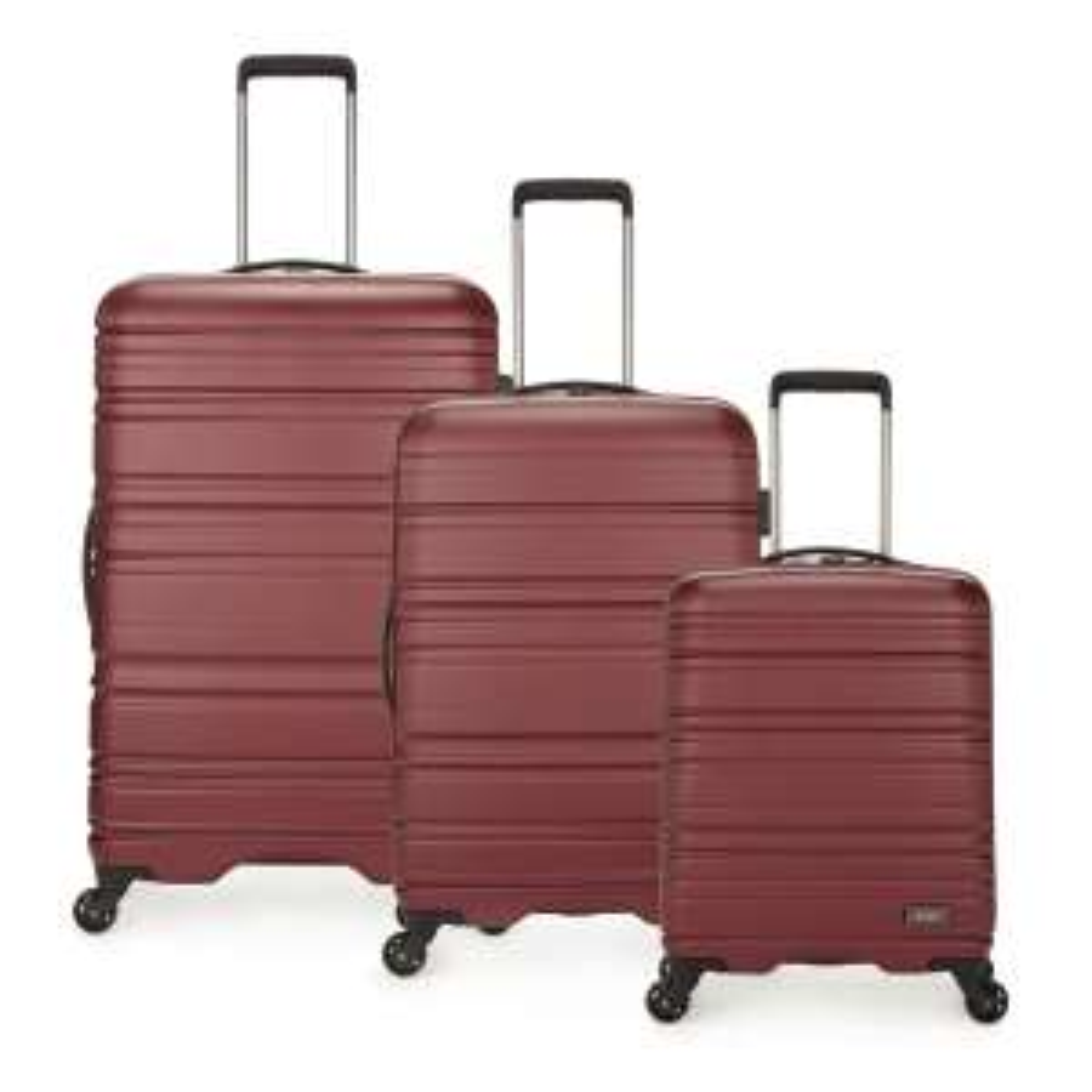 Antler Saturn 3-Piece Suitcase Set - Burgundy £149.99 + Free delivery @ Robert Dyas