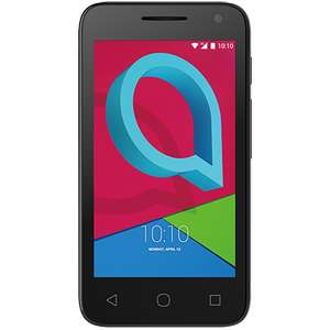 Alcatel U3 2019 Mobile Phone - £19 + £10 @ GiffGaff (with £15 quidco cashback for new phones)