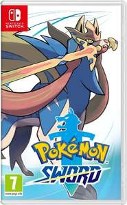 [Nintendo Switch] Pokemon Sword + Steelbook - £41.85 Delivered @ SimplyGames