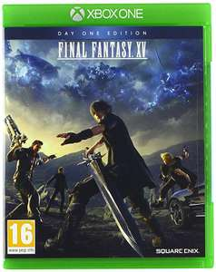 Final Fantasy XV: Day One Edition (Xbox One) £8.92 - Sold and Despatched by Go2Games via Amazon