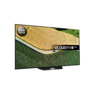 LG OLED55B9PLA 55 inch OLED 4K Ultra HD HDR Smart TV Freeview Play Freesat HD with 6 year warranty £1099 @ Richer Sounds