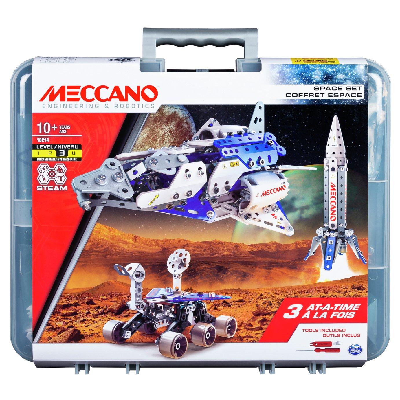 Meccano Space Model Set - £25.50 using code @ Argos