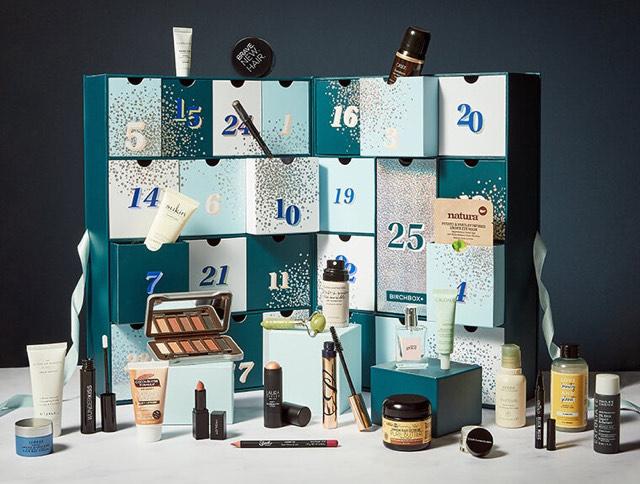 Birchbox Countdown to Beauty Advent Calendar - £44.80 using code