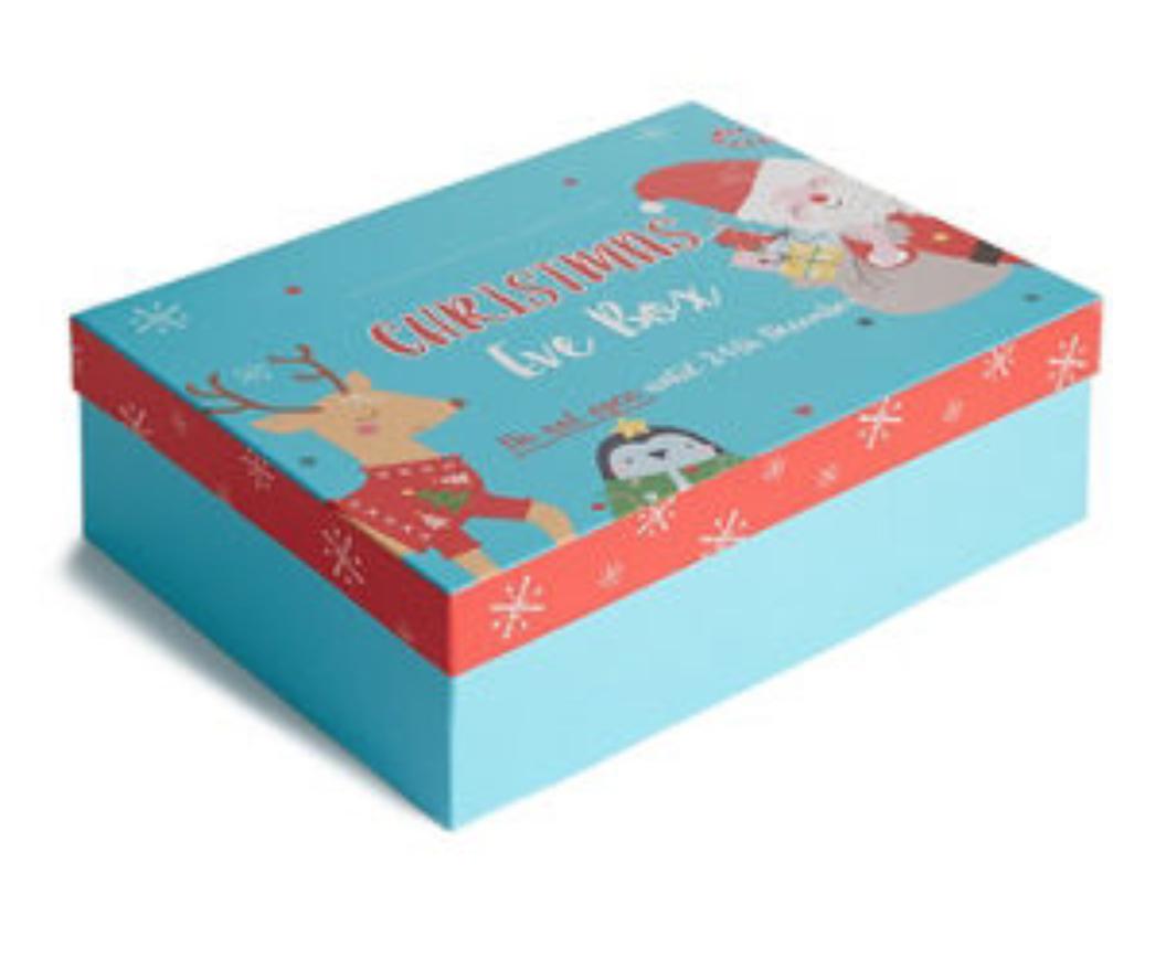Christmas eve boxes - £2 @ Asda
