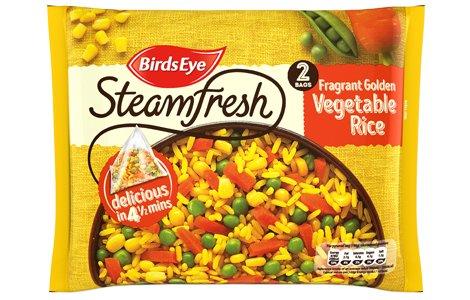 Birds Eye Steamfresh rice 3 of £3 at Farmfoods