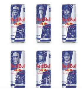 Free two-can sample pack @ Red Bull Shop using codes