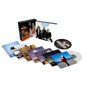 The Killers Vinyl Boxset - Career Box - Limited Edition Clear Vinyl Version - £72.90 delivered @ The Sound of Vinyl