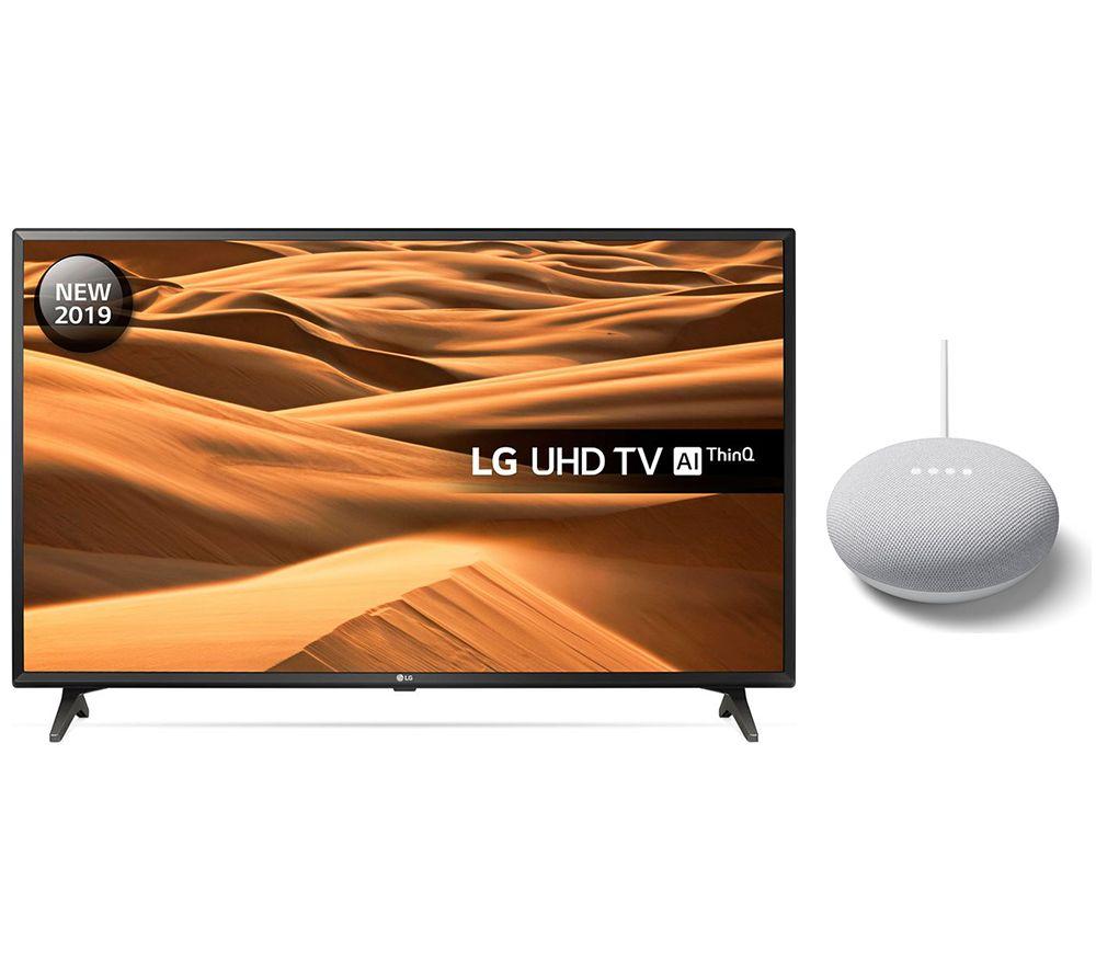 New Google Nest Mini £10 when bought ll Smart TVs @ Currys PC World