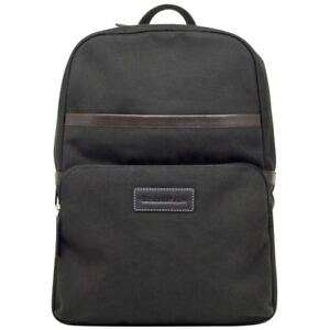 Canvas & Leather Backpack Designed for 16-inch Laptops - £12.99 @ eBay - Laptopoutletdirect. 1 Year warranty