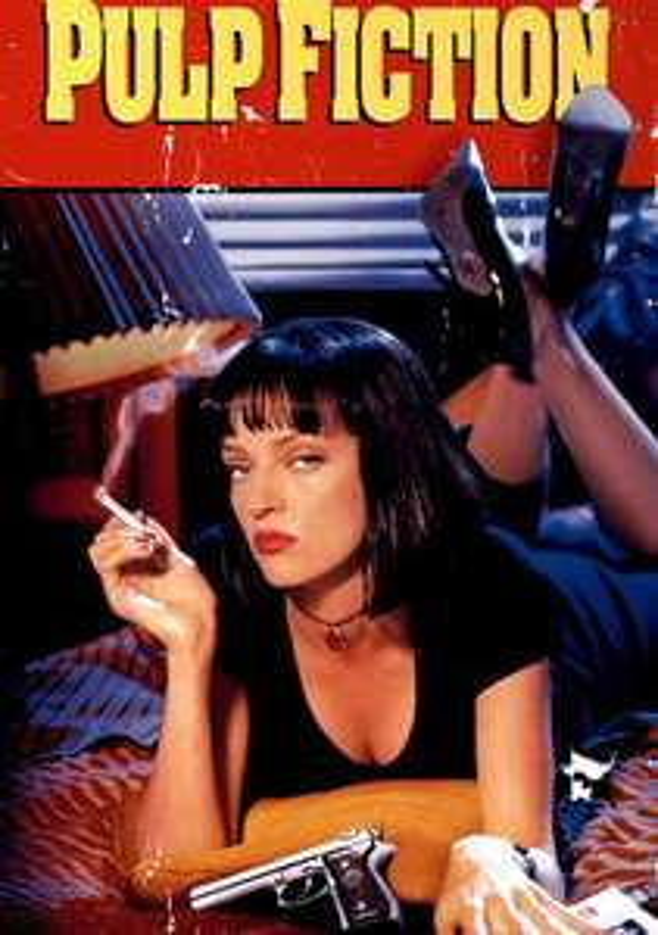 Pulp Fiction HD digital movie £3.99 amazon prime