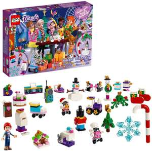 LEGO Friends Advent Calendar 2019 @ AMAZON, £18 Prime (+£4.49 DEL Non-Primeers)
