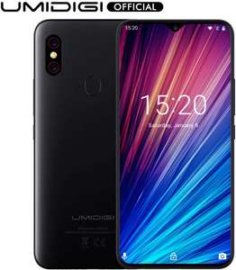 Umidigi F1 Play 64GB 5150mAh + Upod Earpods £176.98 with voucher - Sold by U-M-I EU-Shop and Fulfilled by Amazon