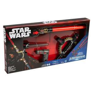 Star Wars Blade builders Spin-Action Lightsaber @ £10.00 Symths toys (Delivery Charge of £2.99)