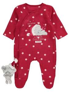 Save 20% off Baby Clothing when you spend £30 @ Asda George