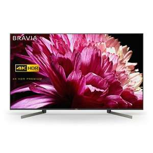 Sony BRAVIA KD55XG9505 55 inch 4K Ultra HD HDR Smart LED Android TV £999 @ Richer Sounds